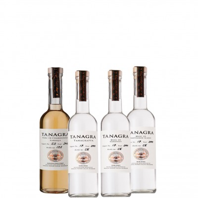 Tanagra Mixed Four Grappa